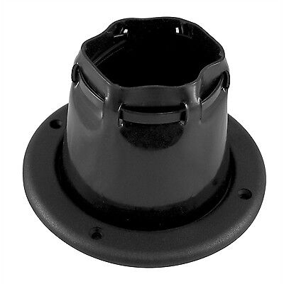 SEACHOICE Motorwell Rigging /& Cable Boot Rigging Hole Cover SCP 29300