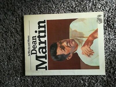 Songbook Dean Martin in Words and music