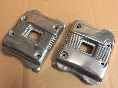 Genuine Harley-Davidson Sportster XL883 XL1200 Rocker Cover Polished 17501-04