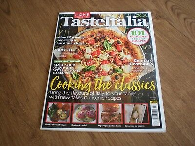 Taste Italia Magazine - 101 Delicious Italian Recipes