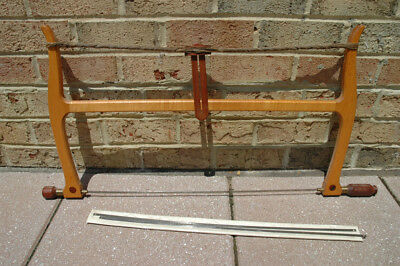 S. Johnson Frame Saw & Extra Saw Blades, Woodworking, Excellent