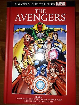 The Avengers Vol 24 Ultron Unlimited & The Coming of The Avengers Hardback