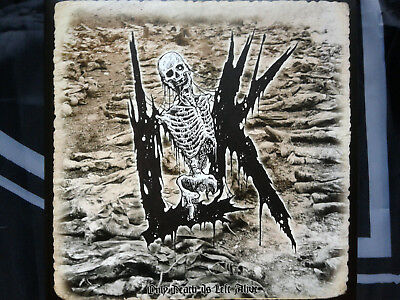 LIK / Uncanny - Only Death Is Left Alive/The Reaping (black vinyl mint) 7inch