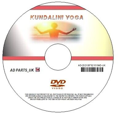 Learn Kundalini Yoga For Beginners Dvd Stress Relief Flexibility Back Issues