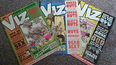 Viz Comic - Issue 61 Issue 62 & Issue 63 (1993-1994) - Not For Sale To Children!