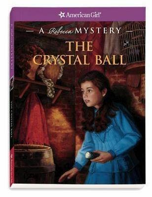American Girl Book THE CRYSTAL BALL: A Rebecca Mystery Paperback J. Greene NEW
