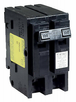 Square D By Schneider Electric HOM2125CP Homeline 125-Amp Double-Pole Circuit