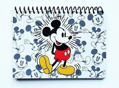 Disney - Mickey Mouse - Mickey Standing Autograph Book 85129