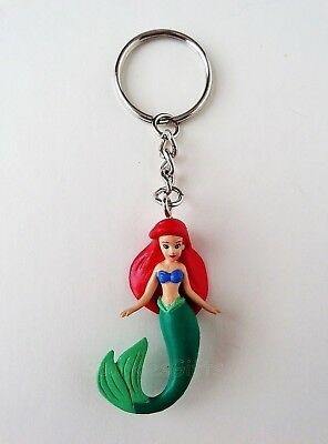 Disney Princess - The Little Mermaid - Ariel PVC Keyring/Keychain 23682