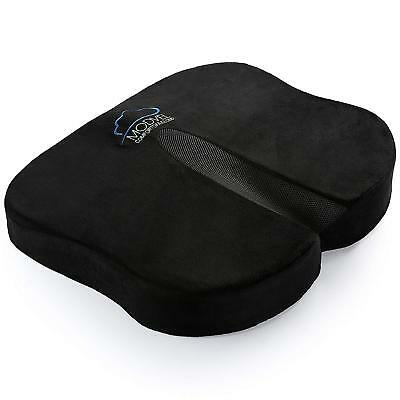 Modvel Seat Cushion For Back Pain Tailbone Coccyx  Sciatica Relief Ventilated