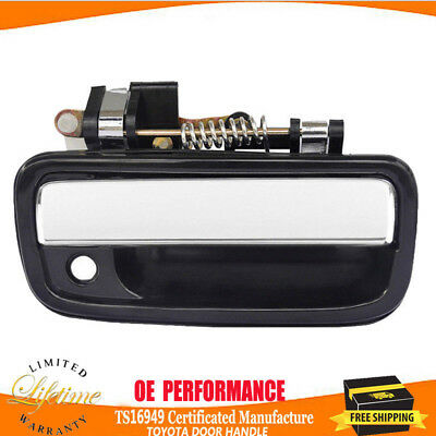 for 95-04 Toyota Tacoma Front Right Passenger Side Chrome Exterior Door Handle B