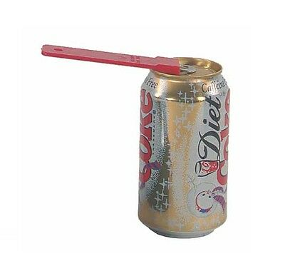 10 SODA POP TAB CAN OPENERS BEER LIFTER RING GRABBER bartender + 1 can cover lid