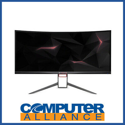 """34"""" Acer Predator X34P UW-QHD 120GHz G-Sync Curved Monitor with Speakers"""