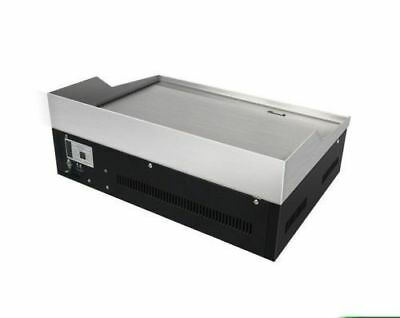 Details about  Brand New Commercial Kitchen Electric Contact Hotplate Grill Grid