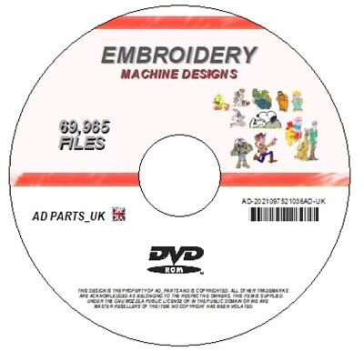 BROTHER NICKELODEON EMBROIDERY Design CD-Bubble Guppies,Dora