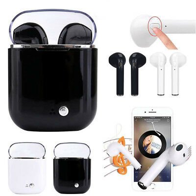 Wireless Bluetooth Earbuds Earphones Headset For Apple iPhone 7 8 X Android AU