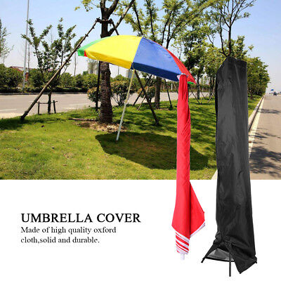 Parasol Banana Umbrella Cover Waterproof Cantilever Outdoor Garden Patio Shield