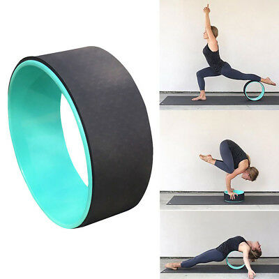 Body-shaping Workout Yoga Wheel Back Bend Fitness Circle Ring Roller Pilates