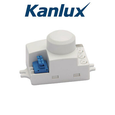Kanlux MERGE MWL 23453 IP20 180 Degree Microwave Movement Sensor Motion Detector