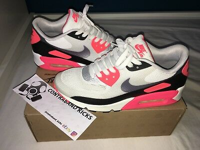 super popular 70327 21dd6 Nike Air Max 90 Hyperfuse Infrared Og Uk7 us8 eu41 Used 100% Authentic