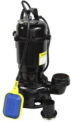 IBO VIPER 550W Submersible Sewage Dirty Water Septic Pump Float Switch