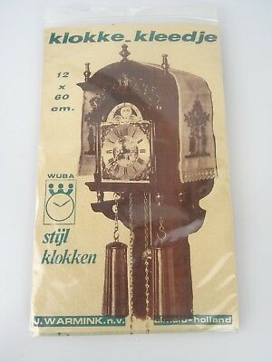 Dutch Clock Runner to embroider NEW ANTIQUE Original Warmink Friesian Sallander
