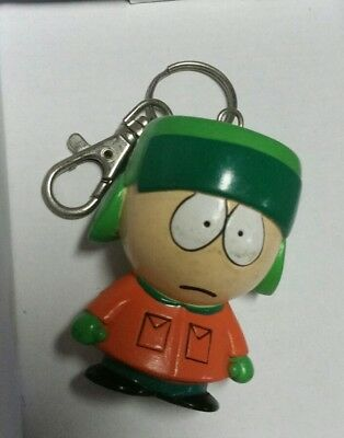 South Park Keychain Key Ring Charm Figure Kyle