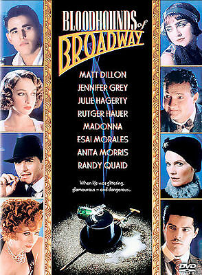 Bloodhounds of Broadway (DVD, 2004) NEW**SHIPS FREE USA**FACTORY SEALED