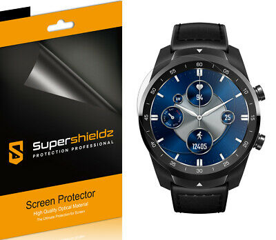 6X Supershieldz HD Clear Screen Protector Saver for TicWatch Pro