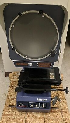 "302-713A Mitutoyo PJ-A3000 Profile Projector 12.4"" Screen"