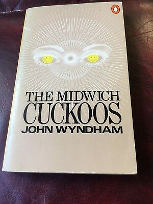 The Midwich Cuckoos by John Wyndham - Penguin 1970