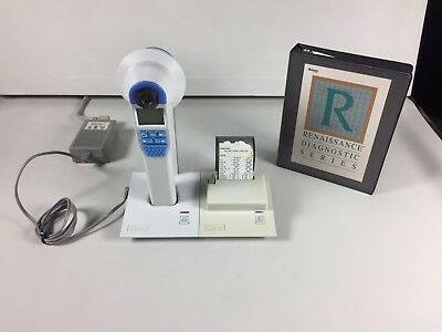 Alcon Portable Keratometer with Printer Renaissance Series