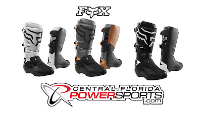 New 2019 Fox Racing Comp Boots Multiple Sizes & Colors Dirt MX MOTO-X Off Road
