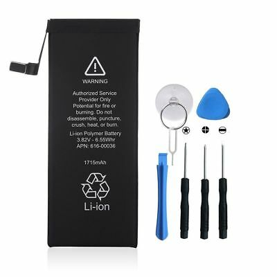 """New 1715mAh Internal OEM Battery Replacement For Apple iPhone 6s 4.7"""" + Tools"""