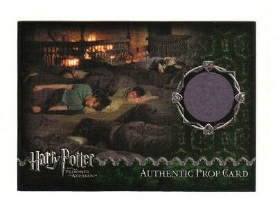Harry Potter Prop Card Sleeping Bag POA - chance of low number!