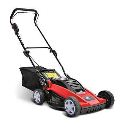 Giantz Cordless Lawn Mower Lithium Battery Powered Electric Wireless Lawnmower