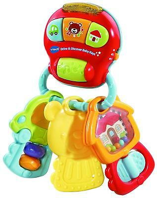 New Vtech Baby Drive & Discover Baby Educational Activity Keys 505103