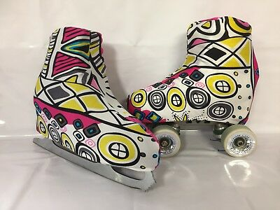 Crazt Art Boot Covers for RollerSkates and Ice Skates  S,M,L