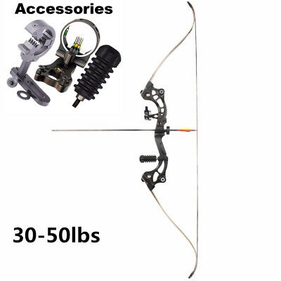 """64"""" JUNXING F163 Archery Bow 30-50lbs Right Hand Recurve bow F Hunting wholesale"""