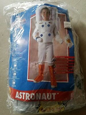 O NEW Child Rubies NASA Astronaut Halloween Costume  Size L