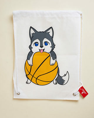 Kuroko no Basuke Unisex Basketball Bag - Drawstring Bag - Officially Licensed