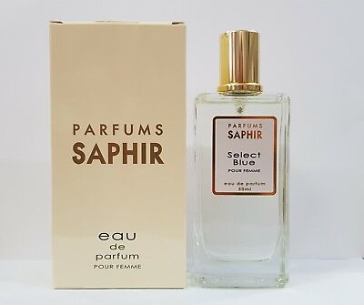 Saphir Parfums Edp Donna 50 Ml Select Blue (Light Blue Dolce & Gabbana)