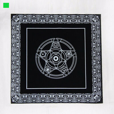 49X49 Tablecloth pentacle for Tarot game Rider Tarot Deck Board Game Card Waite