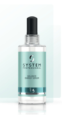 Balance Energy Serum Hair Strength & Anchorage 100ML System ProfessionaL