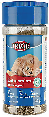 Catnip with Long Lasting Scent in Shaker Bottle Cat Toy Catnip Refill 30g