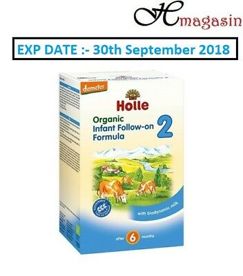 Holle Organic Infant Follow On Formula Stage 2