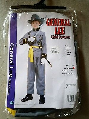 O RG Costumes Child General Lee Halloween Costume Size S