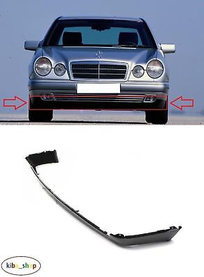 Mb E-Class W210 1995 - 1999 New Front Bumper Lower Centre Lip Spoiler