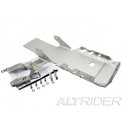 AltRider Skid Plate BMW R1200GS Water Cooled - Silver WITHOUT Mounting Bracket