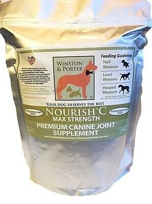 Dog Arthritis Symptoms? Best joint supplement for dogs! High levels Glucosamine